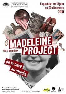 """Exposition temporaire """"Madeleine project : de la cave au musée"""" - MHVQ @ Musée de l'Histoire de la Vie Quotidienne"""