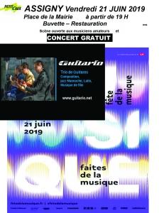 Fête de la Musique - Assigny