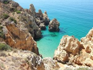 Voyage en Algarve, Portugal