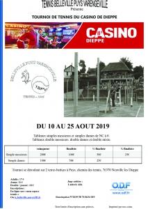 Tournoi de Tennis du Casino de Dieppe - Puys