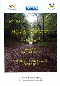 26e Relais Pédestre - Derchigny