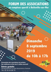 Forum des associations - Belleville-sur-Mer @ Complexe sportif