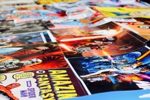 Exposition interactive sur la bande-dessinée - Saint-Martin-en-Campagne @ Médiathèque Guy de Maupassant