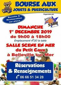 Bourse aux jouets - Belleville sur Mer @ Belleville-sur-Mer | Belleville-sur-Mer | France