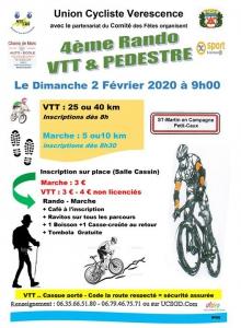 4e Rando VTT et Pédestre - Saint Martin en Campagne @ Saint-Martin-en-Campagne | Saint-Martin-en-Campagne | France