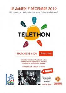 Marche pour le Téléthon - Eu @ Eu, Haute-Normandie, France | Eu | France
