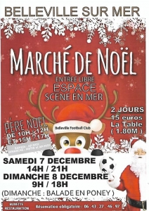 Marché de Noel @ Mairie de Petit-Caux | Saint-Martin-en-Campagne | France