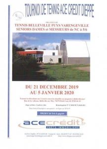 Tournoi de tennis ACE Crédit Seniors - Belleville sur Mer @ Belleville-sur-Mer | Belleville-sur-Mer | France