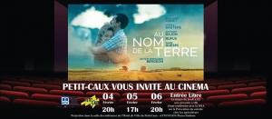 Invitation Cinéma Au nom de la Terre @ Mairie de Petit-Caux | Saint-Martin-en-Campagne | France