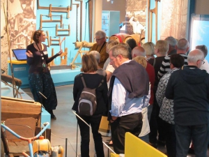 """Visite guidée """"Histoires d'objets"""" @ Musée d'Histoire de la Vie Quotidienne   Saint-Martin-en-Campagne   France"""