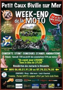 Week-End de la Moto à Biville sur Mer @ Biville-sur-Mer   Biville-sur-Mer   France