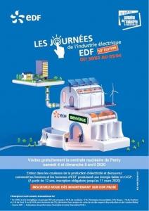 Visite guidée à la Centrale EDF - Penly @ Penly | Penly | France