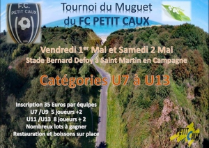Tournoi de football du Muguet - Saint Martin en Campagne @ Saint-Martin-en-Campagne | Saint-Martin-en-Campagne | France