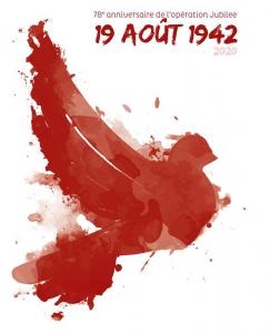 78e anniversaire de l'opération Jubilee @ Petit-Caux   Saint-Martin-en-Campagne   France