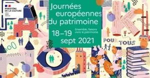 Journées Européennes du Patrimoine @ Musée d'Histoire de la vie quotidienne   Saint-Martin-en-Campagne   France