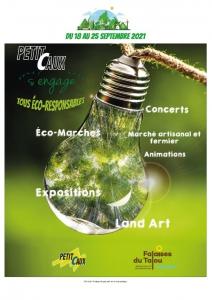 Semaine Tous Éco-responsables @ Petit-Caux | Saint-Martin-en-Campagne | France