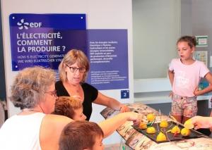 Fête de la science - Réalise un circuit électrique @ Musée d'Histoire de la vie quotidienne | Saint-Martin-en-Campagne | France