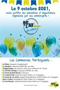 PETIT CAUX'MMERÇANTS EN FÊTE @ Petit-Caux | Saint-Martin-en-Campagne | France